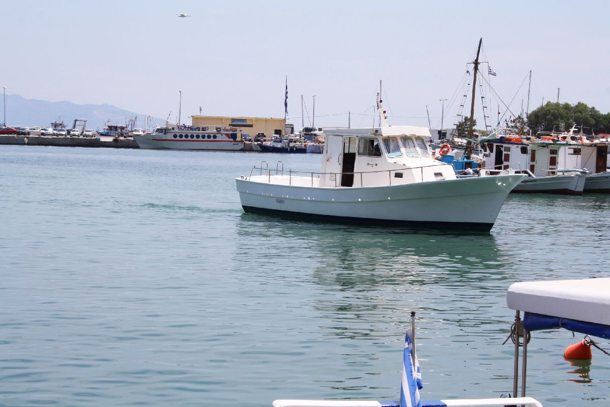 Kalymnos daily fishing cruises